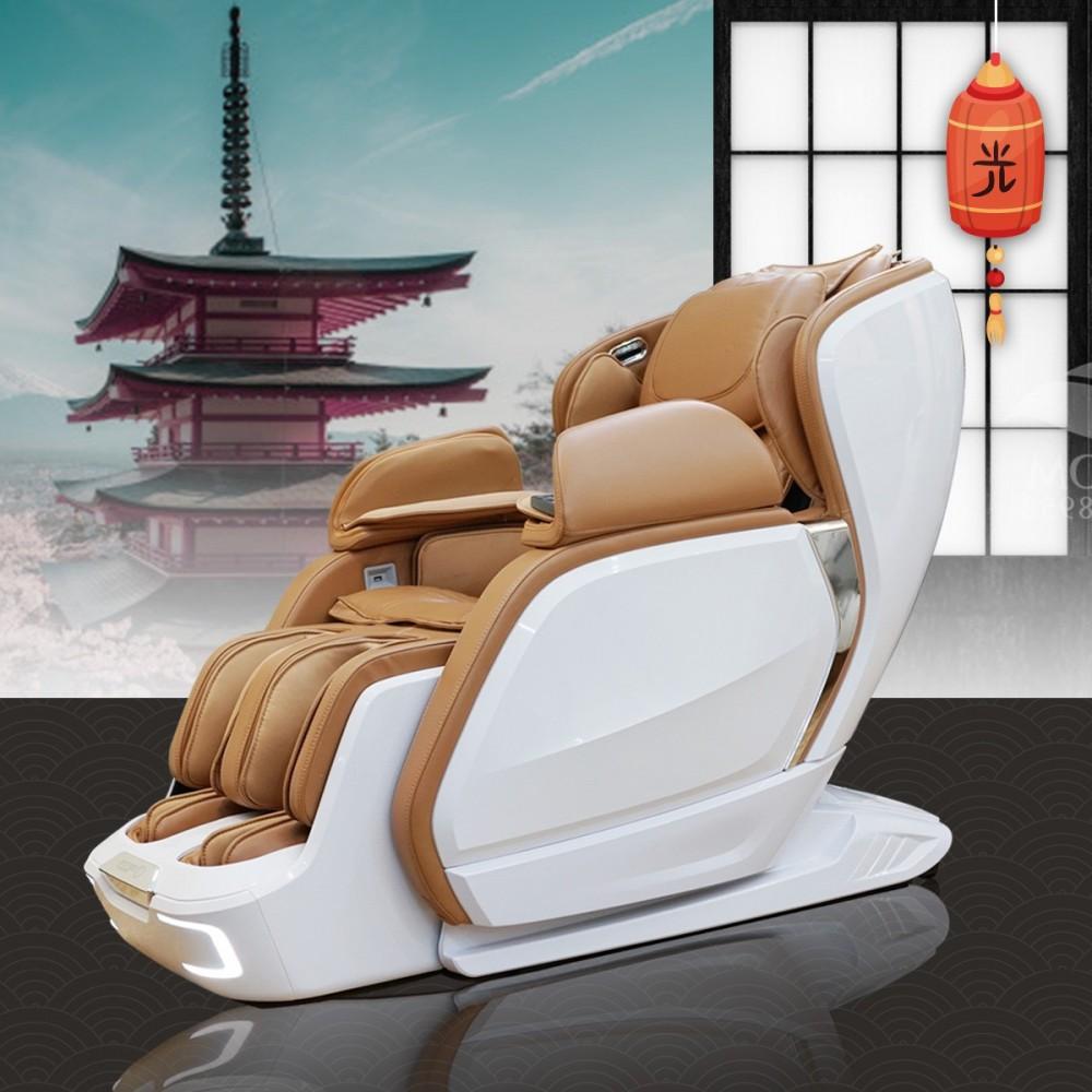 Ghế massage toàn thân OKINAWA JS 501