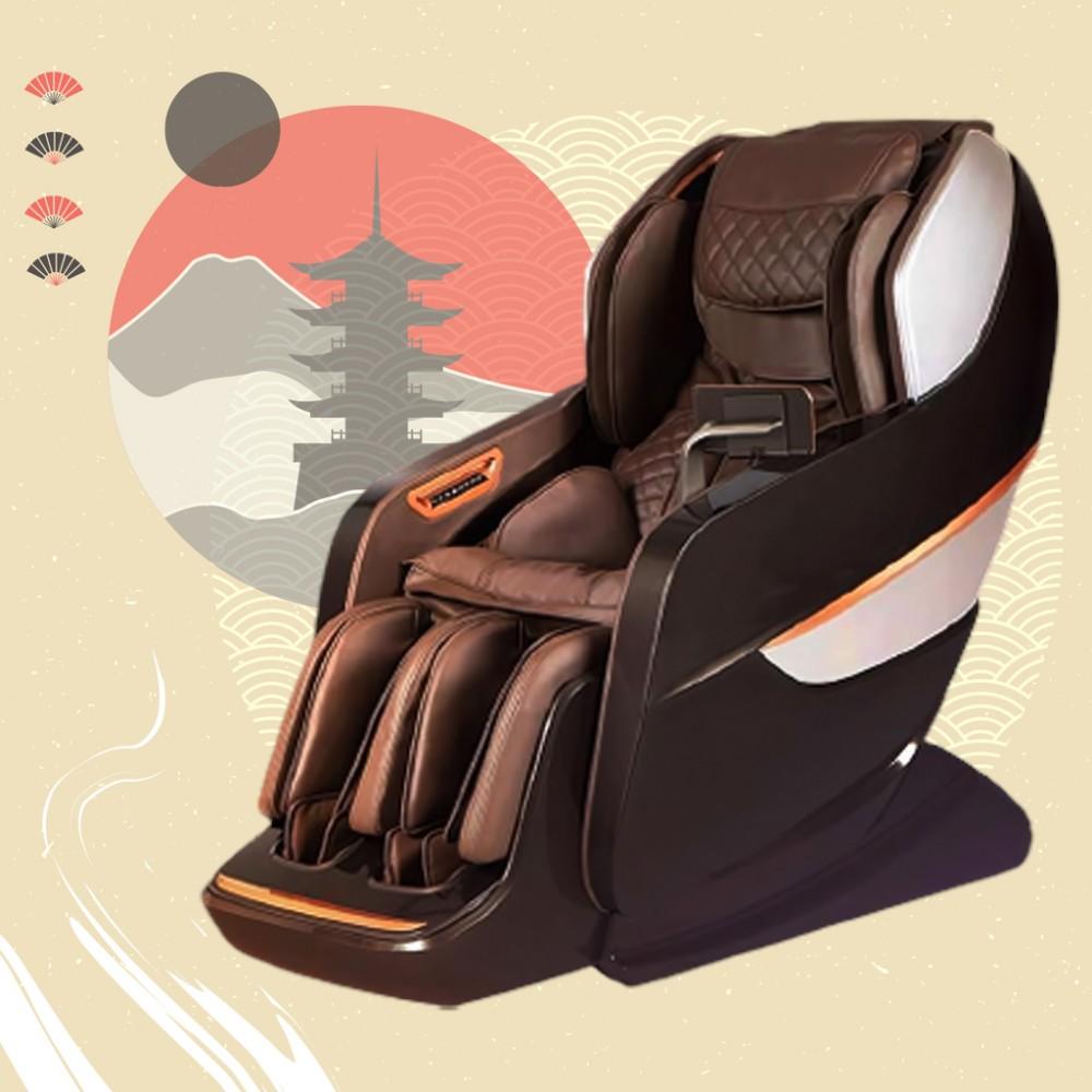 Ghế massage toàn thân OKINAWA OS-9000 cao cấp