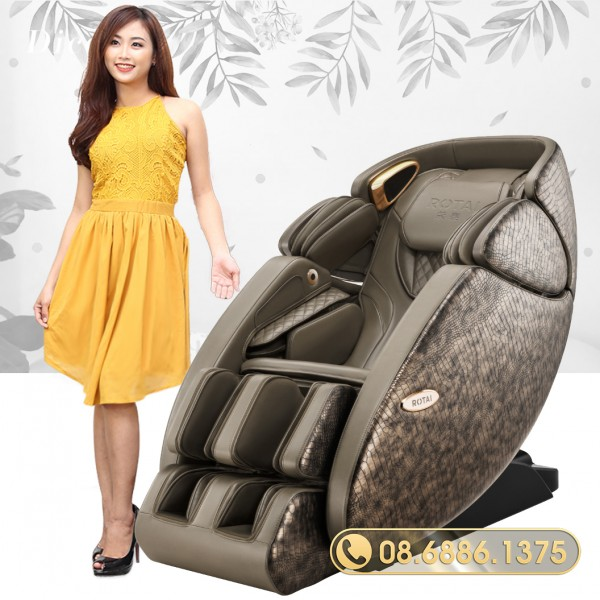 Ghế massage toàn thân cao cấp ROTAI RT-7709