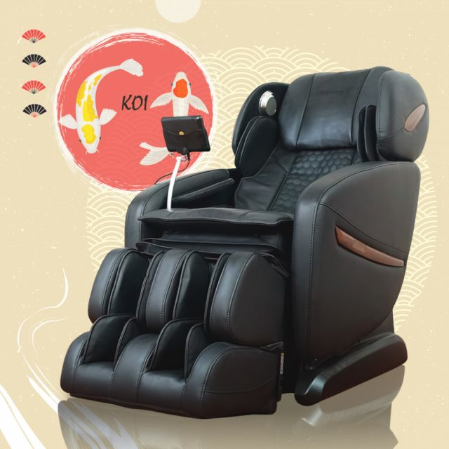 Ghế massage toàn thân OKAZAKI OS 600 cao cấp